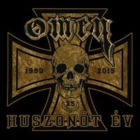 Omen 25 év CD (Omen webshop)